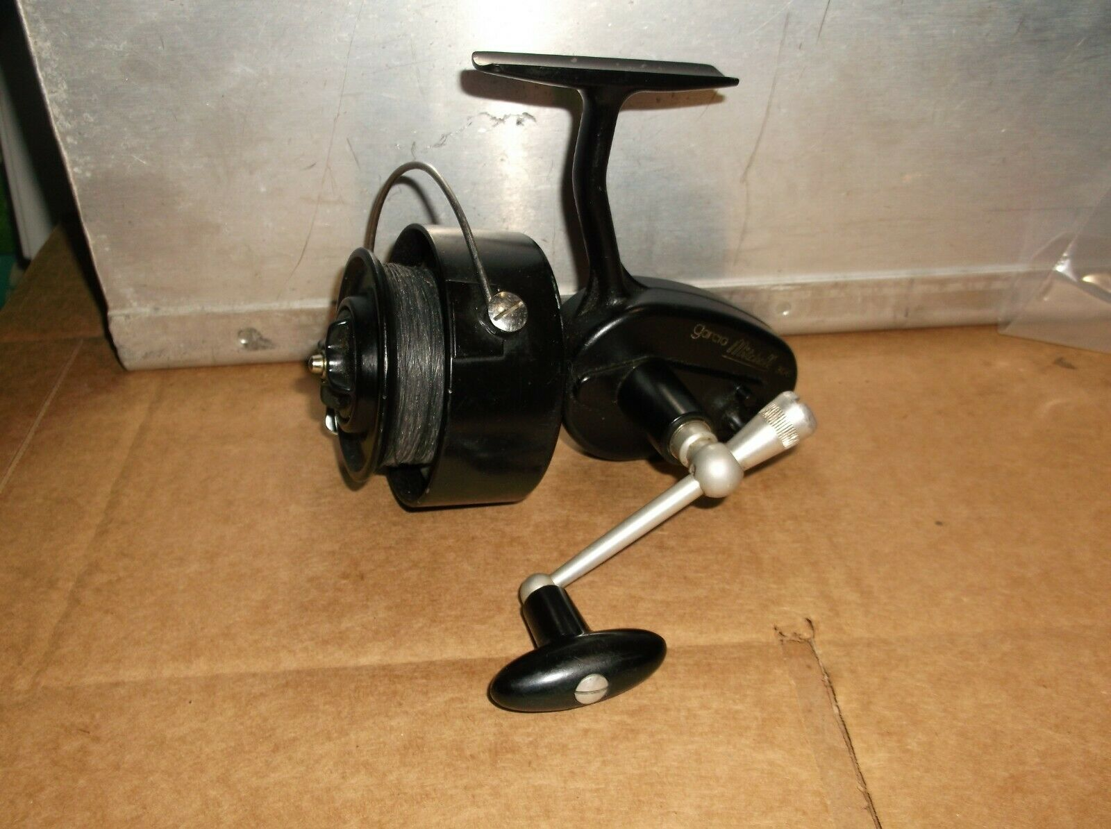 Vintage Garcia  Mitchell 306 Fishing Spinning Reel Made in France NICE  save up to 80%