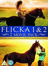 FLICKA / FLICKA 2 - DVD - REGION 2 UK
