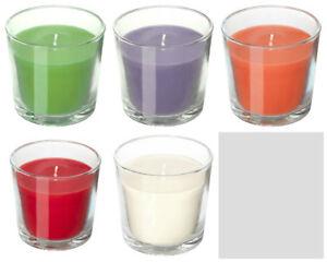 Candele Da Giardino Ikea : Sinnlig candele profumate in vetro 40 ora relax ikea ebay