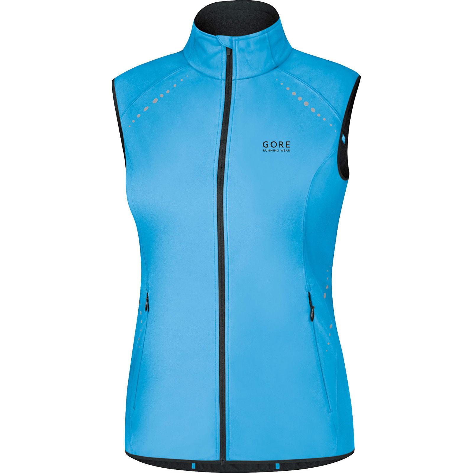 Gore Running Wear Mythos SO Light Lady Windstopper Gilet Vest