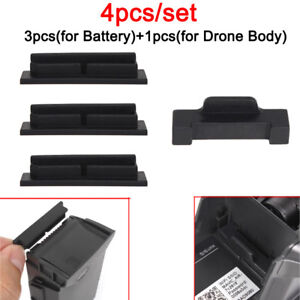 Dustproof Plug Battery Charging Port Body Silicone Cover For Dji