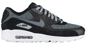 huge selection of ee2c1 493b2 La imagen se está cargando Nuevo-Hombre-Nike-Air-Max-90-Zapatos-Talla-