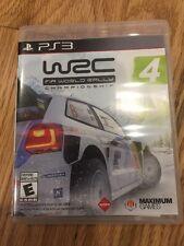 WRC 4: FIA World Rally Championship (Sony PlayStation 3, 2014)