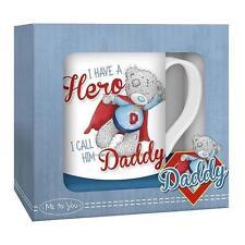 Me To You Tatty Teddy Daddy My Hero Mug Gift G01M0622