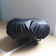 impermeável à prova de chuva Capa de assento Sela de Bicicleta de plástico capa de chuva WH1 Black 1