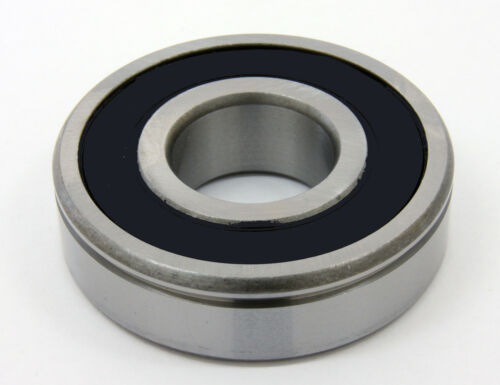 6203-2RSN 17x40x12 Sealed Grooved Ball Bearing
