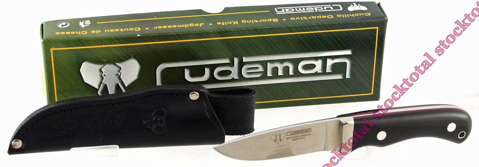 Hunting knife cudeman 116m micarta handle 116m knife messer