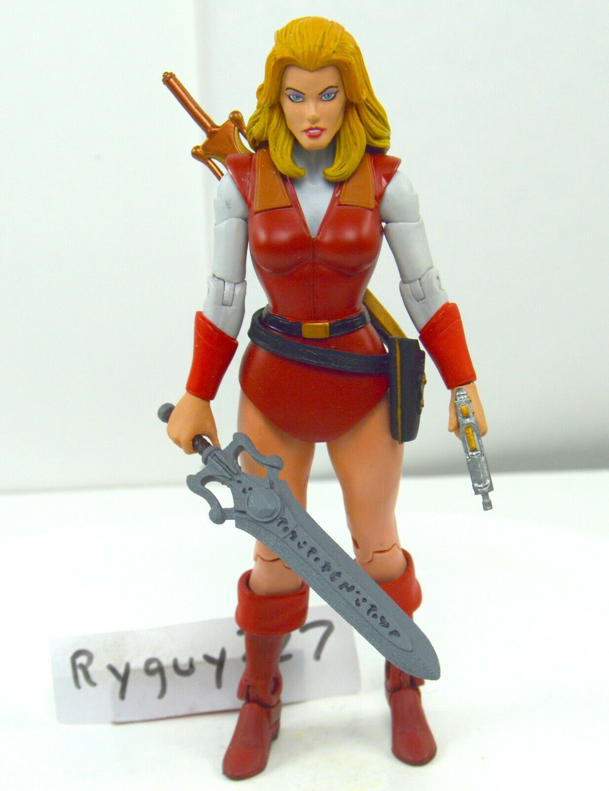 MOTUC, Adora, Masters of the Universe Classics, He-Man, parts, complete, sword