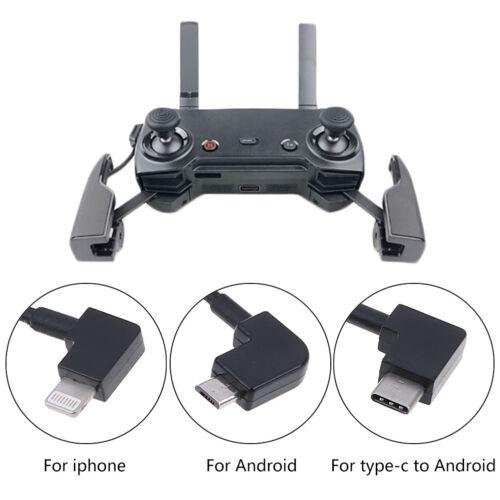 OTG Micro type-c usb cable for DJI Spark//Mavic Pro RC P0HWC