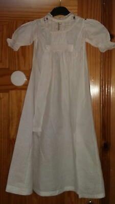 Vittoriano/periodo Edoardiano Abito Da Battesimo-rdian Christening Gown It-it Mostra Il Titolo Originale In Molti Stili
