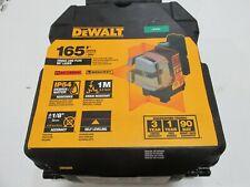 Dewalt Dw089k Self Leveling 3 Beam Line Laser Dw089k