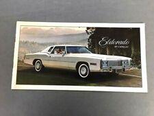 1986 cadillac eldorado sales brochure eldorado biarritz fifasteluce com 1986 cadillac eldorado sales brochure