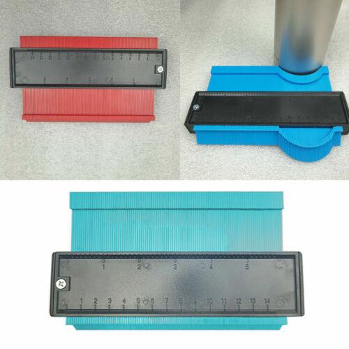 """En plastique 5-20/"""" profil copie Jauge Contour Jauge Duplicateur standard Marquage Outils"""
