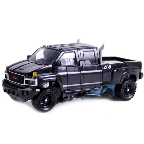 """Dark of The Moon Lead Ironhide Action Figure 9.8/"""" Toy New in Box"""