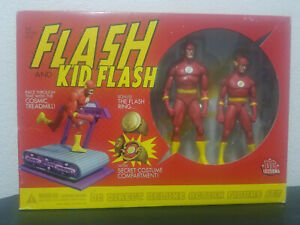 DC-Direct-FLASH-AND-KID-FLASH-Deluxe-Action-Figure-Set-MIB