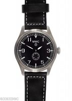 Slight Second - Mwc Automatic 46mm Xl Classic Aviator Military Pilots Watch Sh1