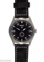 Slight Second - Mwc Automatic 46mm Xl Classic Aviator Military Pilots Watch Sh1