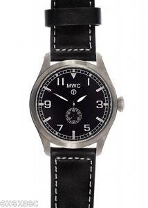 Slight-Second-MWC-Automatic-46mm-XL-Classic-Aviator-Military-Pilots-Watch-SH1