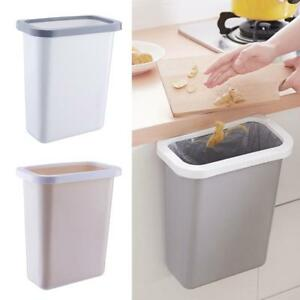 Details about Garbage Can Kitchen Cabinet Door Trash Hanging Garbage  Storage Bin Cans for Home