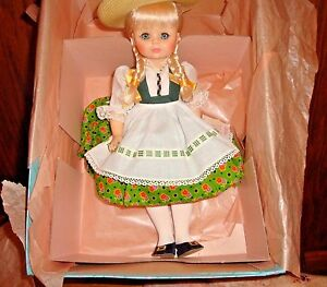 Madame Alexander Doll Dolls Heidi Over 12 Inches Madame Alexander