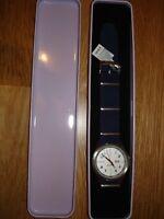 NEU/ OVP Esprit Armbanduhr UVP 69,90 Nautical Silver