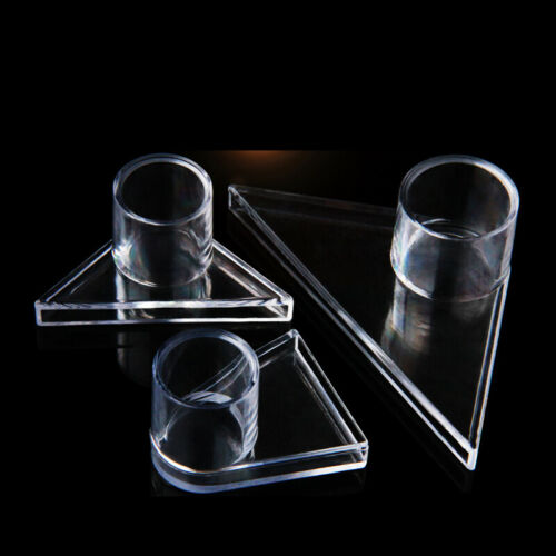 Clear PVC 20mm//25mm Aquarium Water Outlet Duckbill Nozzle Fish Tank End Pipe Oxy