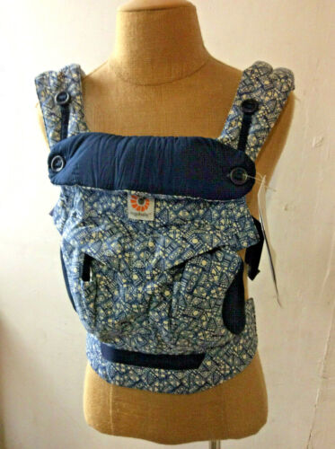 Batik Indigo Ergobaby Baby Carrier Adapt Ergonomic Multi-Position