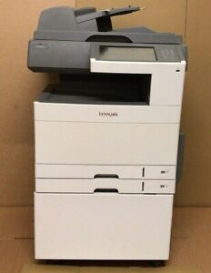 24Z0673 - Lexmark X925de A3 Multifunction Colour Laser Printer