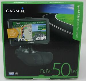 GARMIN nüvi® 50 LM GPS Navigator