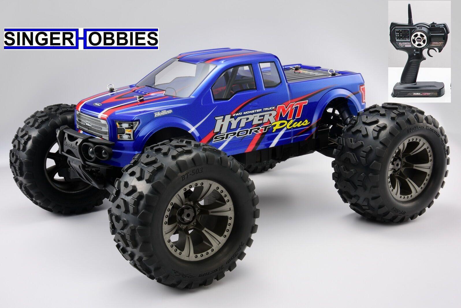 precios razonables Hobao HB-MTE-CBUN 18 Hyper Mte  RTR 2018KVA Esc Azul Azul Azul hoahbmtec BUN  varios tamaños