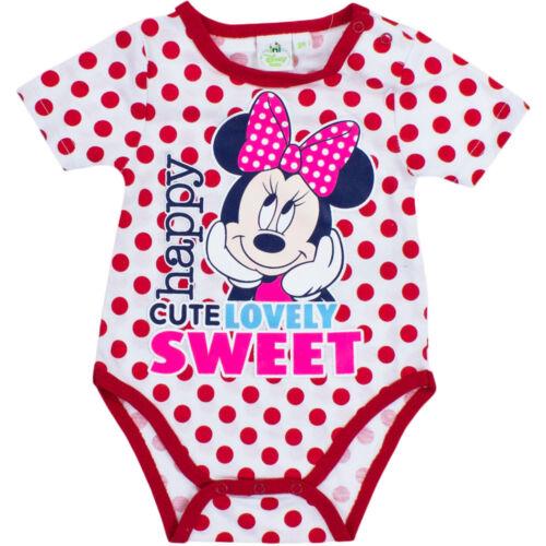 Babybody Disney Minnie Maus NEU Kurzarm