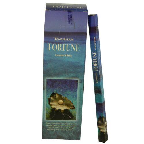 Räucherstäbchen Fortune 200 Sticks Reichtum Duft Wohnen Deko Aroma Meditation