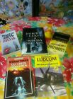 LOTTO N° 5 thriller/avventura Cruz Smith Hearst Cornwell Ludlum Wilbur Smith