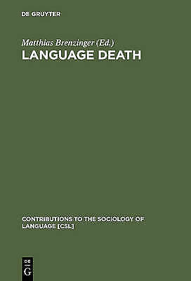 Language Death: Factual and Theoretical Explorations with Special Reference to E