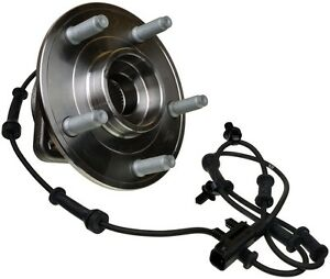 SKF-BR930839-Axle-Bearing-and-Hub-Assembly-Wheel-Front-fits-11-17-Jeep-Wrangler