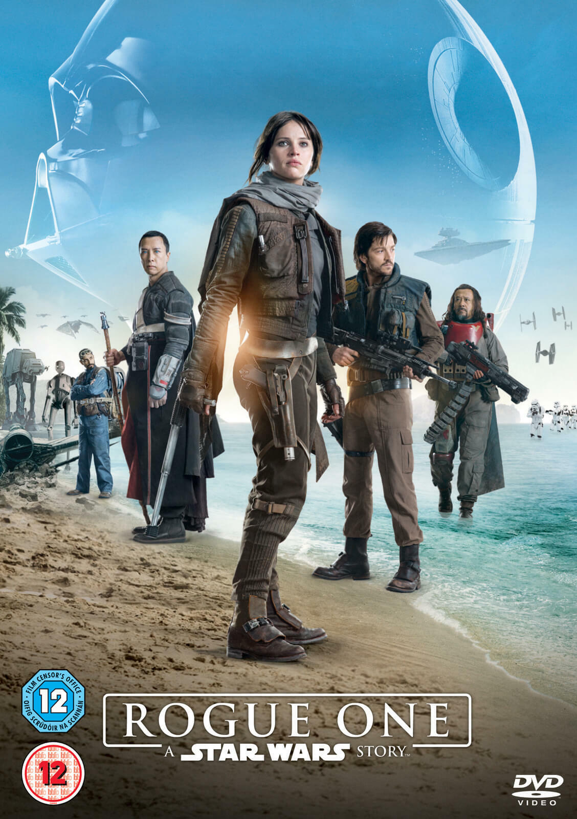 Rogue One A Star Wars Story 2016 Dvd For Sale Online Ebay