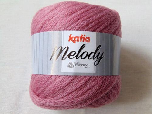 100g MELODY Wolle Garn Katia