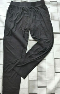 Sheego-Pants-Ladies-Jogging-Trousers-Joggers-Size-46-to-52-Black-743-Elastic