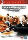 The Transporter / Transporter 2 / Transporter 3 (DVD, 2013, 3-Disc Set, Box Set)