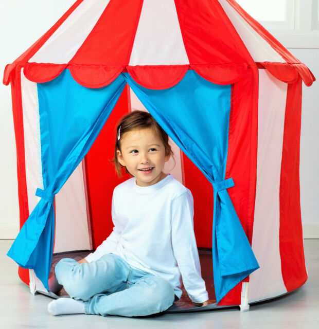 new photos 4d05c 2360f Ikea Portable Children Kids Circus Play Tent Carnival of the Animals TV  Wiggles