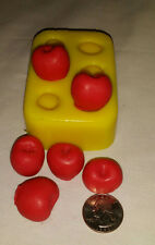 Whole Cherries Soap & Candle Mold -6 cavities