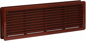 Image is loading High-Quality-Door-Air-Vent-Grilles-Two-Sided-  sc 1 st  eBay & High Quality Door Air Vent Grilles Two Sided \