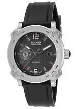 Bulova Accu-Swiss 63B199 Percheron Manchester United Swiss Made Automatic Watch
