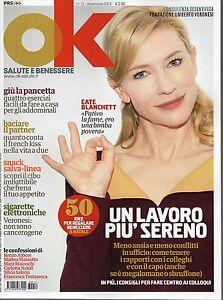 Ok Salute Cate Blanchett Renzo Arbore Silvia Salemi Carlotta Natoli M Marzotto I Ebay