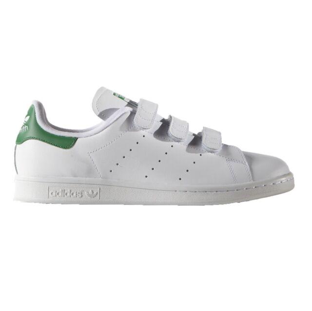 Adidas Hasta Zapatillas Hombre Stan Smith Nuevo Zapatos Verde Blanco AATZgPqw