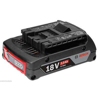 Bosch 18V 2.0Ah Cool Pack Li-Ion Battery 1600Z00036/2607336905