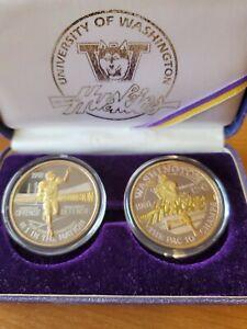 1991-U-of-Washington-Huskies-Football-2-One-Oz-Silver-Coin-Set-National-Champs