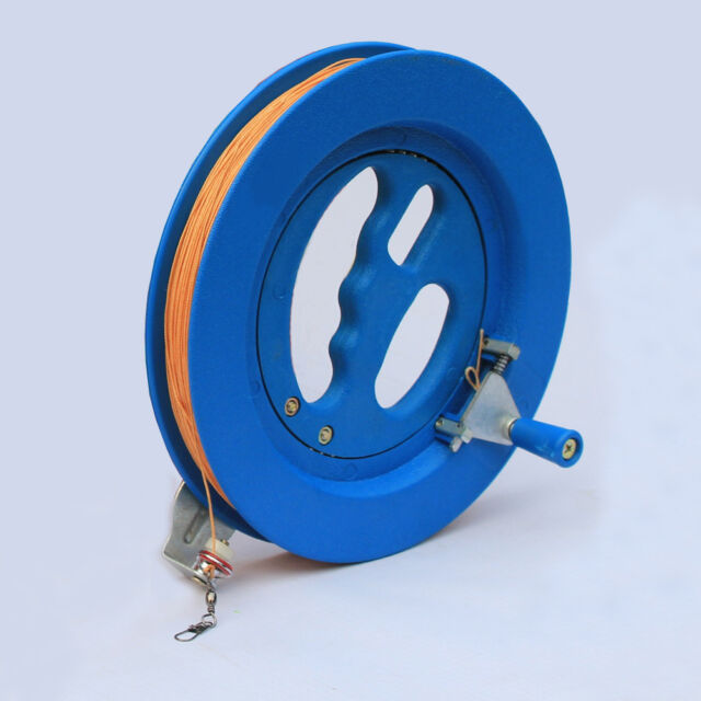 International Shipping Kite Line Winder Winding Reel Grip Wheel with 100m Line