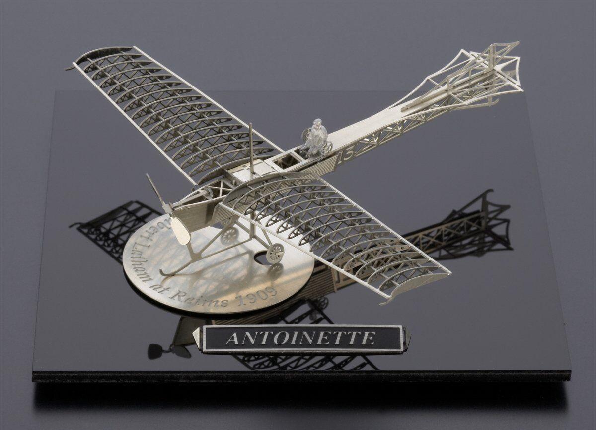 flygagagbas 1  160 Antoinette B107 modellllerlerl Kit Micro vinge serie tillverkad i japan