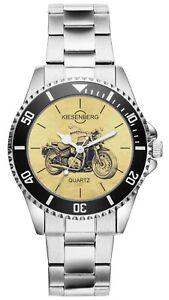Für Triumph Bonneville Speedmaster Fan Armbanduhr 5558